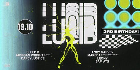 The Return: Lucid 3rd Birthday tickets