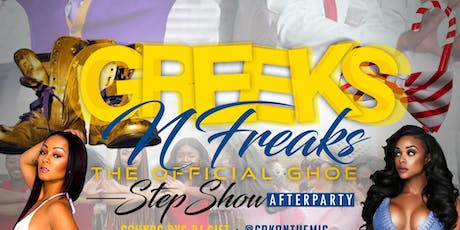 #GreeksNFreaks @ FANTA CITY | The Official #GHOE Stephsow Afterparty |10/25 tickets