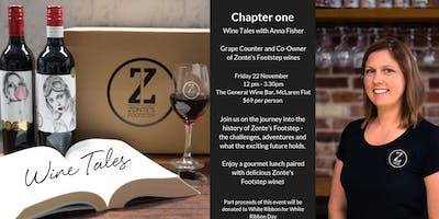 Wine Tales with Anna Fisher