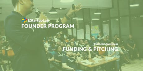 [Founder Program] Funding & Pitching tickets