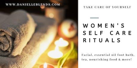 Women's Self Care Rituals tickets
