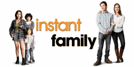 Movies under the Stars - Instant Family