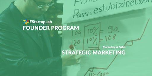 [Founder Program] Strategic Marketing