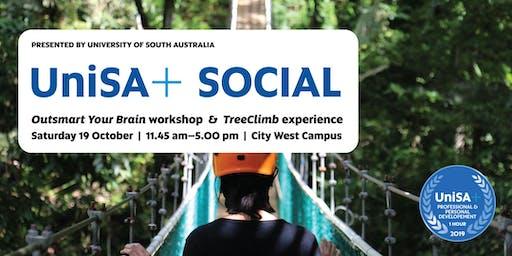 UniSA+ Social event: TreeClimb