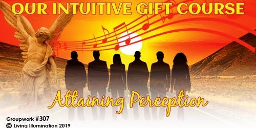 Attaining Perception Our Intuitive Gift – Melbourne!