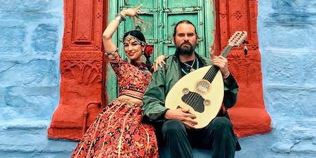 Karavan Sarai: Silk Road Music Meets Electronics & Dance tickets