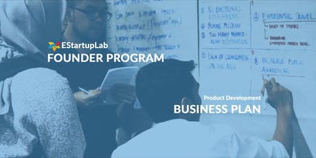[Founder Program] Business Plan tickets