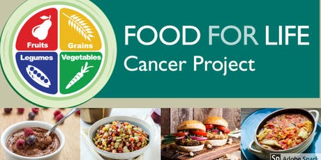 Food for Life:  Cancer Project tickets
