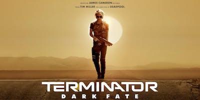 Terminator: Dark Fate - Premiär!