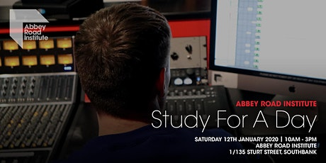Learn Music Production and Study For A Day tickets