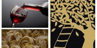 Back by Popular Demand! Chef Massimo's Italian Wine Paired Dinner