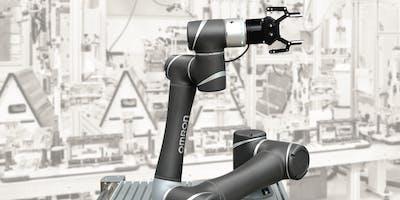 Machine Vision & Robotics  Hands-On Workshop - Renton, WA