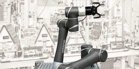Machine Vision & Robotics  Hands-On Workshop - Renton, WA tickets