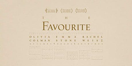 Community Cinema: The Favourite tickets