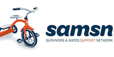 Survivors & Mates Support Network Open Day - Parramatta tickets