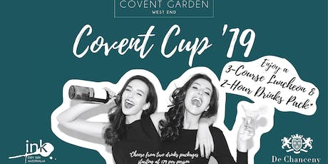 Covent Cup - Melbourne Cup 2019 tickets