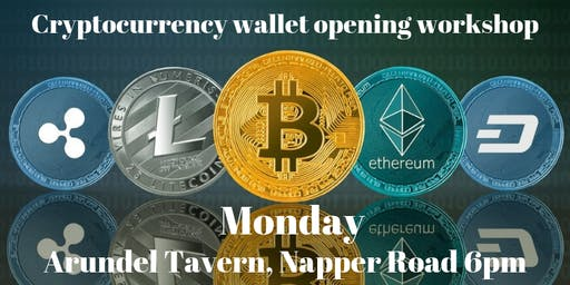 GOLD COAST Cryptocurrency wallet opening workshop