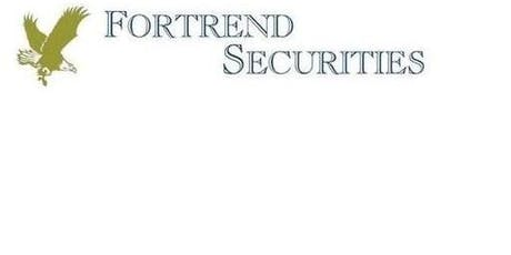 Fortrend Securities: 3Q19 Earnings Preview Presentation by Joe Forster tickets