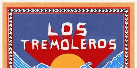 Los Tremoleros + Salty + Fercho Chargie tickets
