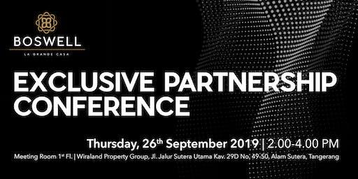 Boswell - Exclusive Partnership Invitation