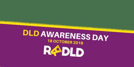 Developmental Language Disorder (DLD) Information Forum & Afternoon Tea tickets