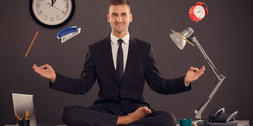 Health and Wellbeing Month Yoga with Paul Dobing