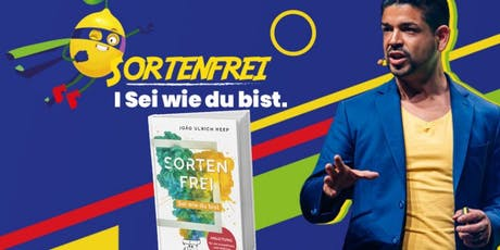 SORTENFREI LIVE BOOK TOUR  Tickets
