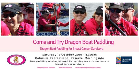 Dragons Abreast Brisbane Come and Try Day tickets