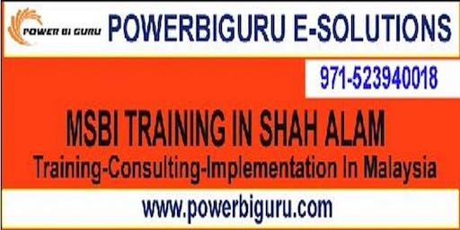 Microsoft MSBI (SSIS,SSAS,SSRS) training in SHAH ALAM