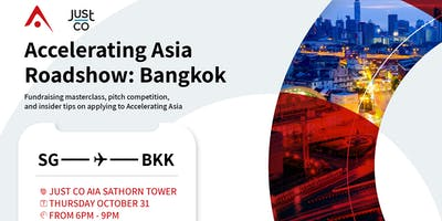 Accelerating Asia Roadshow in Bangkok