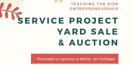 Yard Sale & Auction