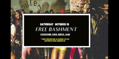 FREE BASHMENT PARTY