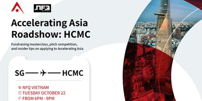 Accelerating Asia Roadshow in Ho Chi Minh City