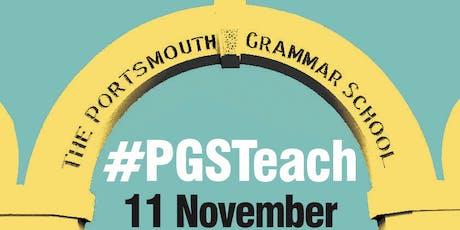 Portsmouth TeachMeet tickets