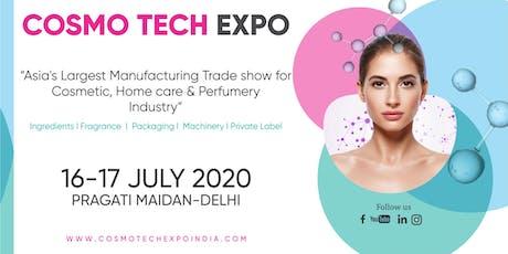 Cosmo Tech Expo 2020 tickets
