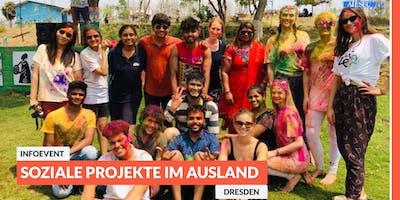 Ab ins Ausland: Infoevent zu sozialen Projekten im Ausland   Dresden