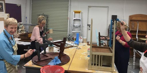 November Chalk Painting Furniture Workshop