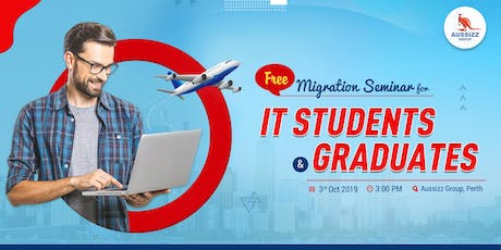 FREE Migration Seminar for IT students tickets
