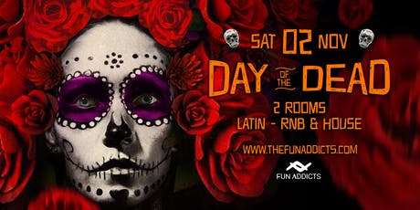 DAY OF THE DEAD - Halloween Party tickets