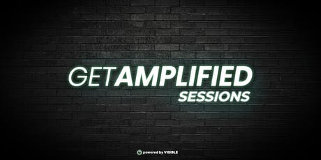 Get Amplified Sessions: November tickets