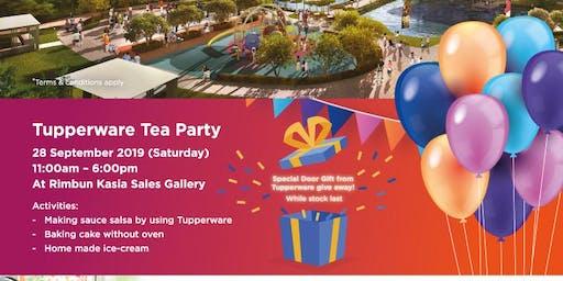 Tupperware Tea Party