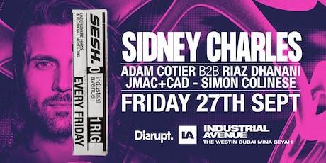 Sesh. presents: Sidney Charles tickets