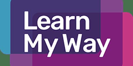 Learn My Way (Kingsfold Library) #digiskills tickets