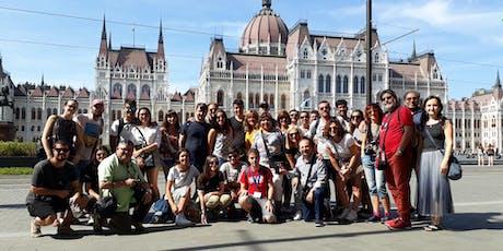 Free Tour Budapest  entradas