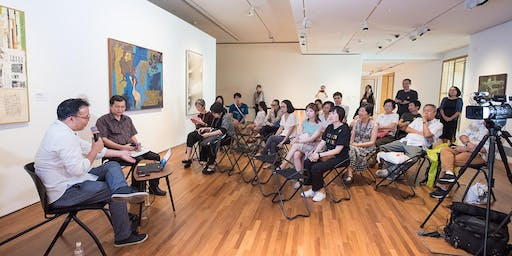 In Flux: Impermanent Galleries   In-Gallery Session & Tour with Cheng Jia Yun