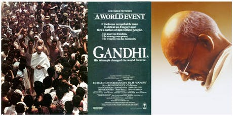 GANDHI - THE MOVIE tickets