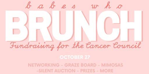 Babes Who Brunch Fundraiser