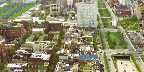 Green Infrastructure - Past, Present and Future tickets