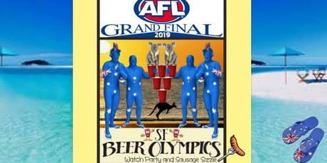 FRIDAY 9/27: AFL Grand Final SF OFFICIAL 2019 Party! FREE w/Drink Purchase tickets