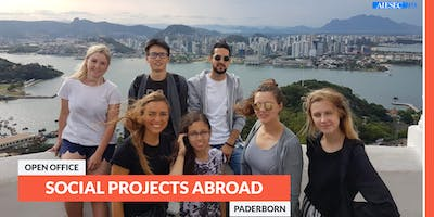 Go abroad: Open Office day about social projects abroad | Paderborn